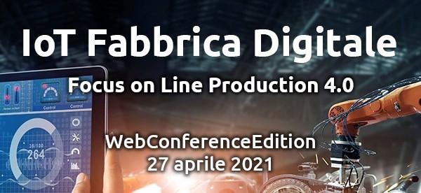 Focus on Line Production 27 aprile 2021
